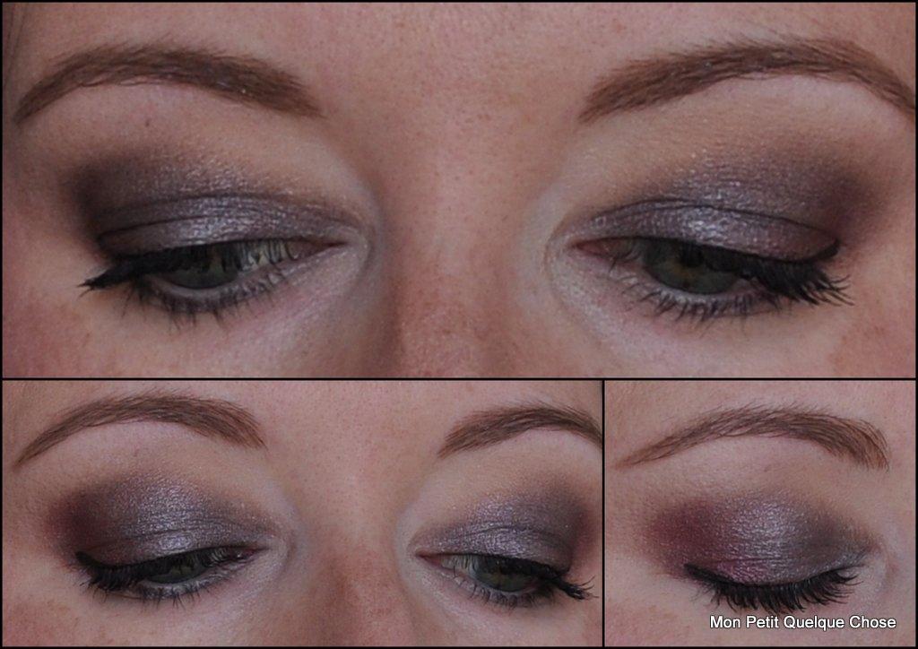Make up Kiko, Eyeshadows 228, 137, 122